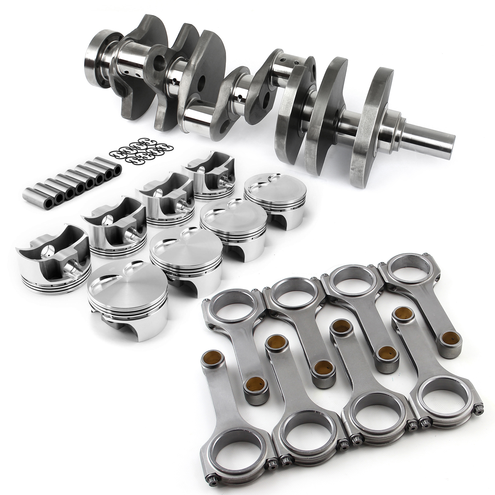 """Chevy LS1 3.905"""" 383ci Forged Rotating Assembly Kit (F,H,F)"""