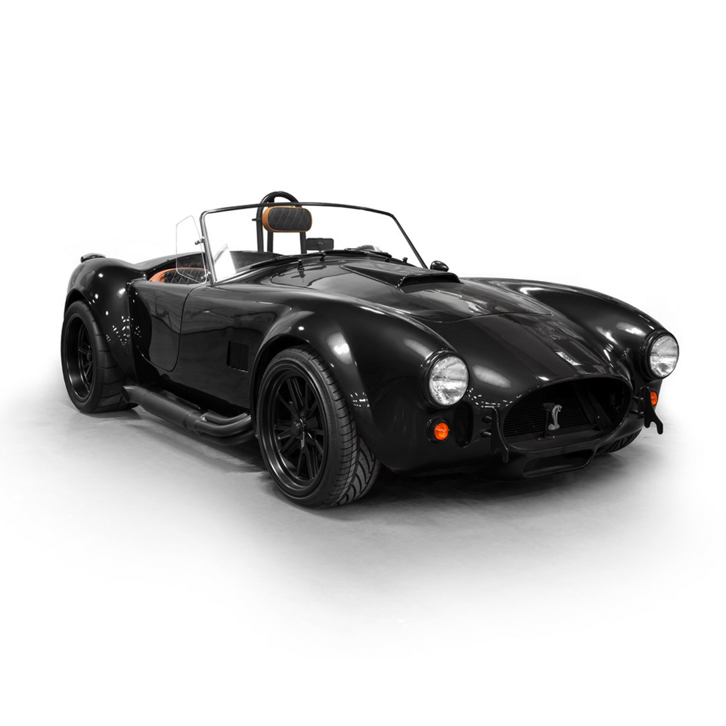 Speedmaster™ Blackhabu® Ford 65 Cobra Roadster Complete Automobile